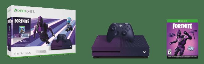 Xbox One X Fortnite Bundle