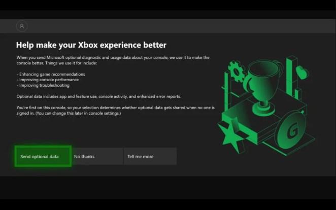 Xbox Console Data