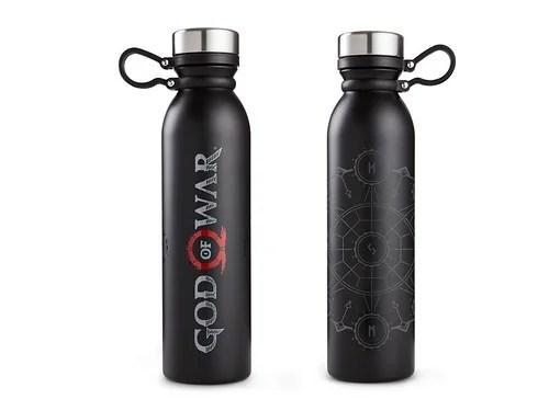 Playstation Gear Store Europe - God of War Compass Water Bottle