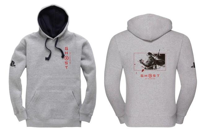 Playstation Gear Store Europe - GoT Samurai Hoodie
