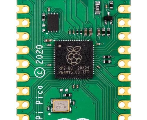 RP2040 on a Raspberry Pi Pico