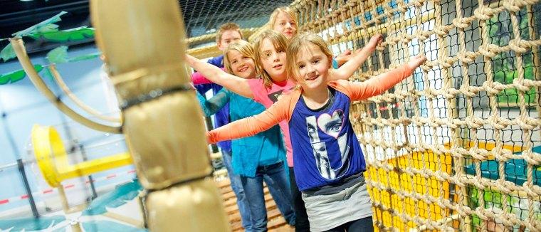 Spielen Holland Indoorspielplatz Hof van Eckberge
