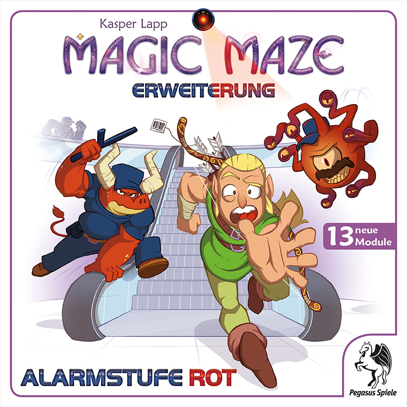Alarmstufe Rot Spielecover