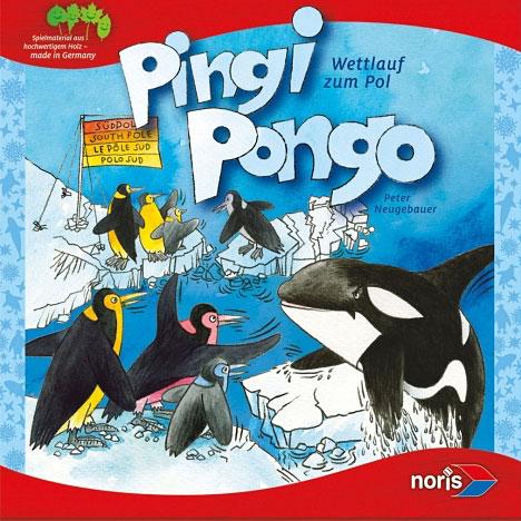 Schachtel von Pingi Pongo