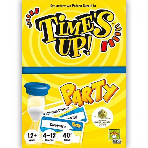 TimesUpParty