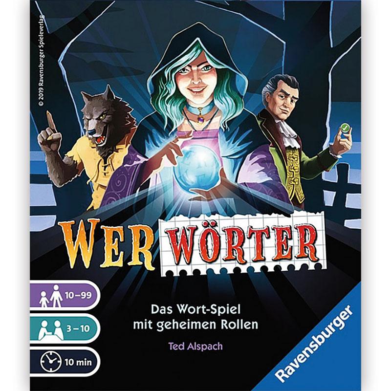 Cover von Werwoerter