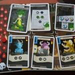 Brettspiel Katakomben Monsterkarten