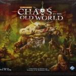 Brettspiel Chaos in der alten Welt