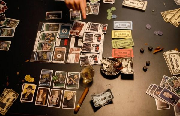 Kartenspiel La Cosa Nostra