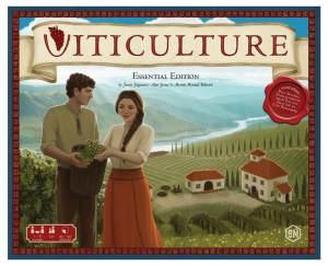 Brettspiel Viticulture