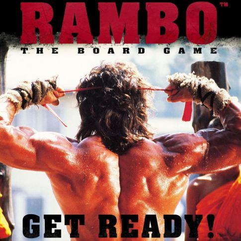 Brettspiel Rambo