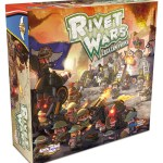 Brettspiel Rivet Wars