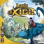 Lords of Xidit Brettspiel