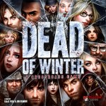 Brettspiel Winter der Toten