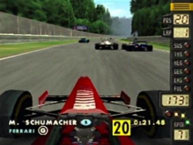 Ein Re-Releases des großartigen F1 World Grand Prix dürfte unter anderem am Lizenz-Wirrwarr scheitern.
