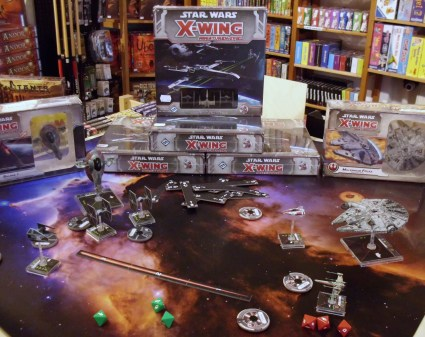 x-wing wave 2