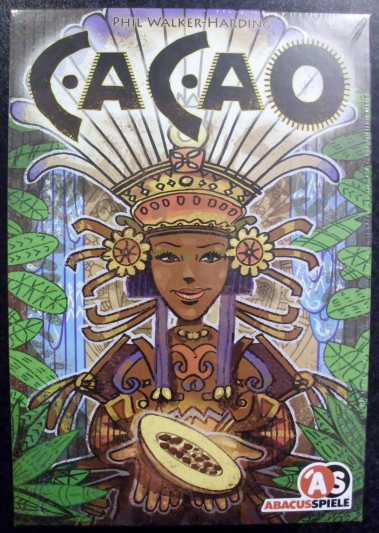 Cacao front
