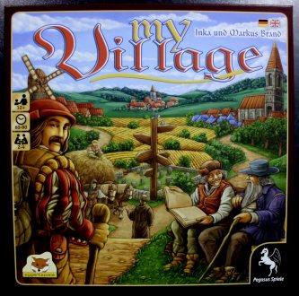 MyVillage front