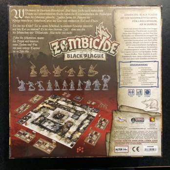 Zombicide Black Plague back