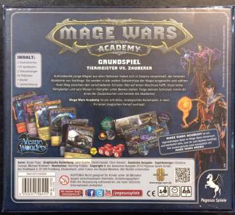 Mage Wars Academy 2