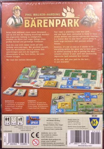 Bärenpark back