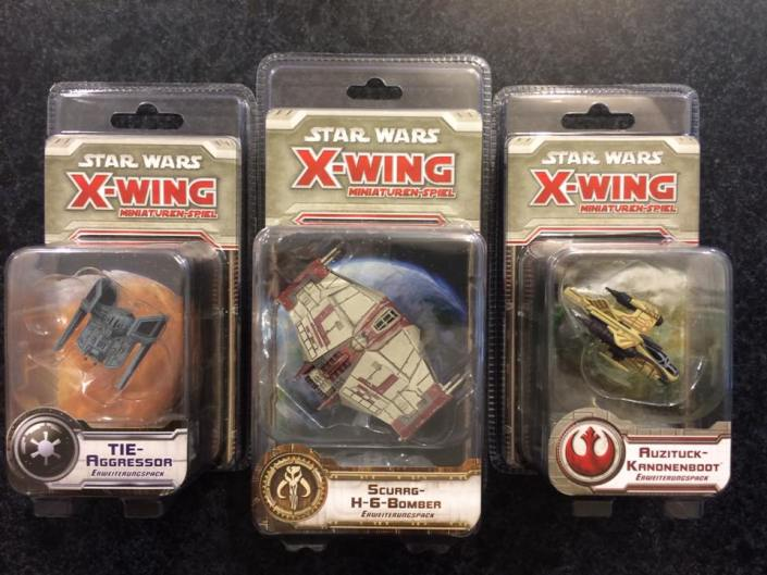 X-Wing Welle 11