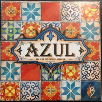 Azul front