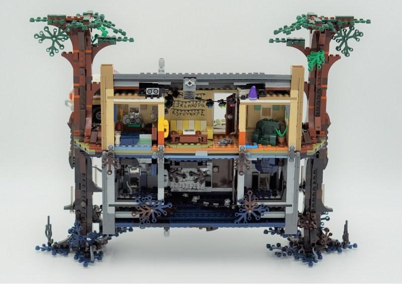 Die Andere Seite - Modell Rückseite