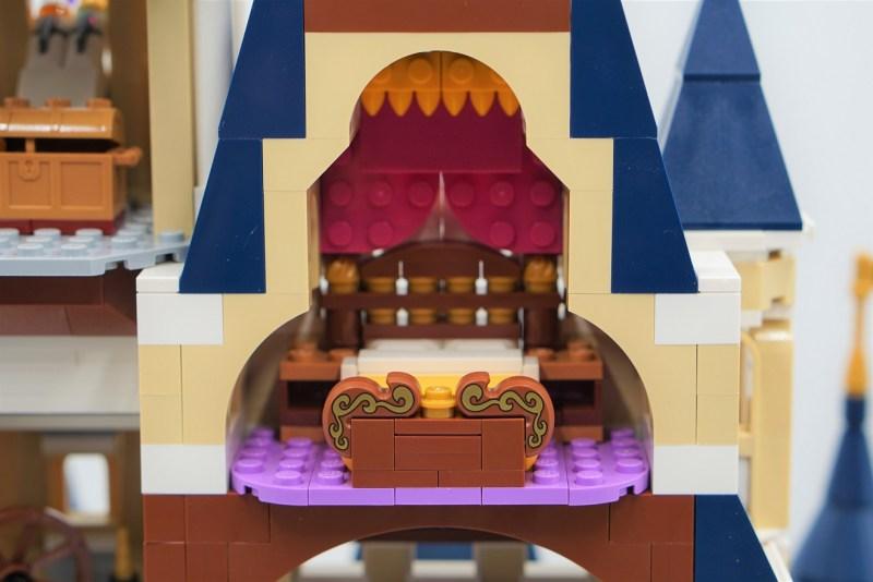 Lego Schloss Detailbild 7
