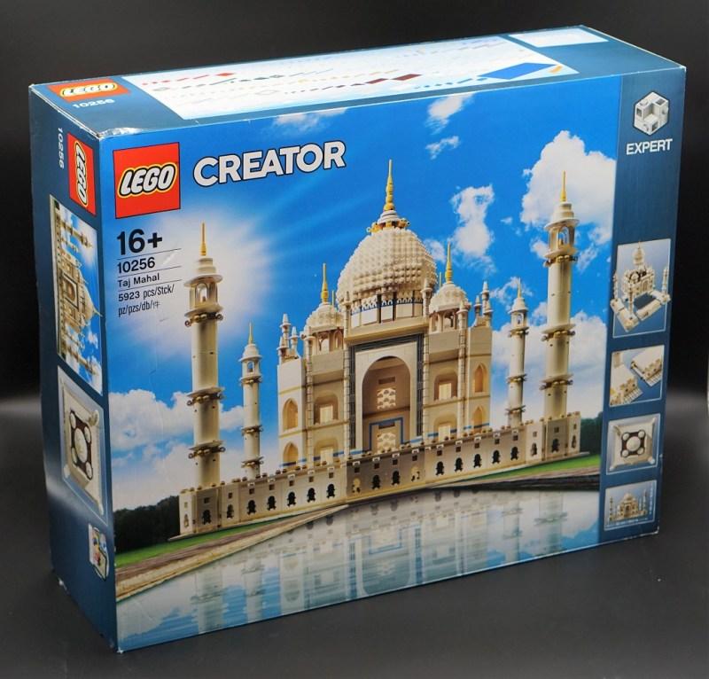 Taj Mahal Verpackung Front