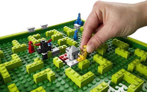 LEGO 3841 - Spielszene