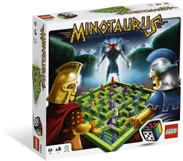 LEGO 3841 - Minotaurus Box