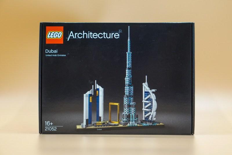 Dubai Verpackung Front