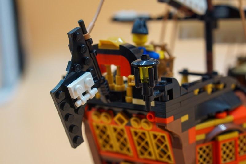 Piratenschiff Detail 2