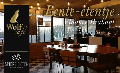 tribe-loading Lente-etentje Vlaams Brabant