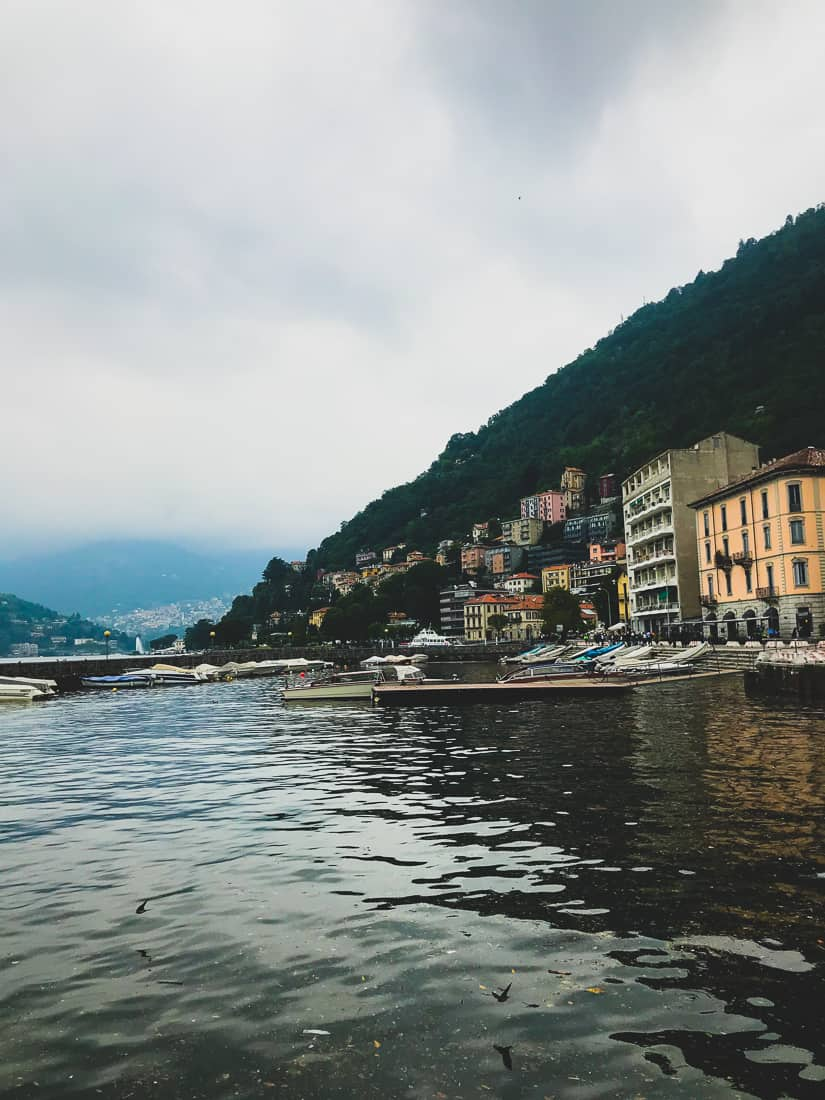 Italy in 4 Days (part II) – things to do in Como