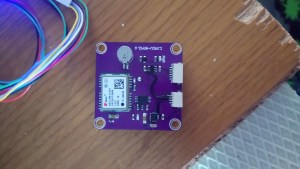 GPS with GND connected