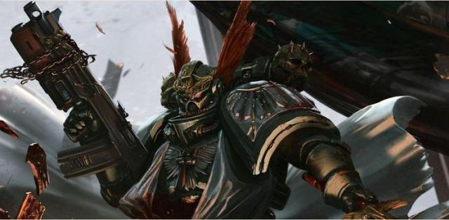Image result for dark angels 40k