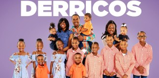 Doubling Down with the Derricos Season 3 Cast