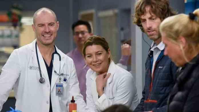 Grey's Anatomy Season 18 Photos