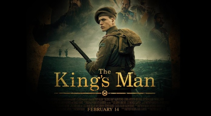 The King's Man 2021 Movie Trailer