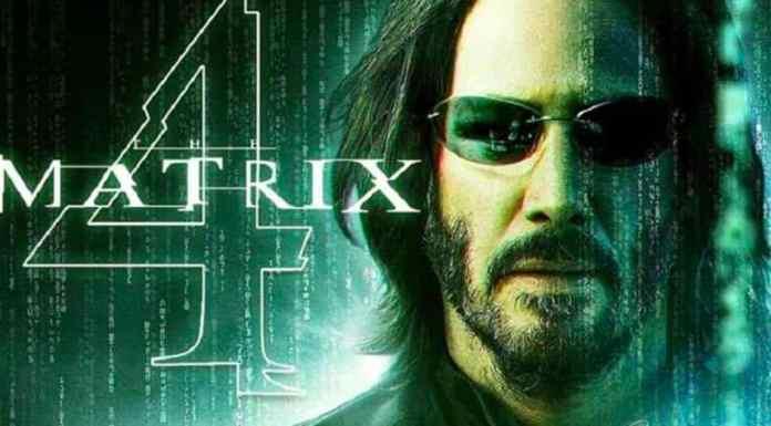 Matrix 4 Movie 2021