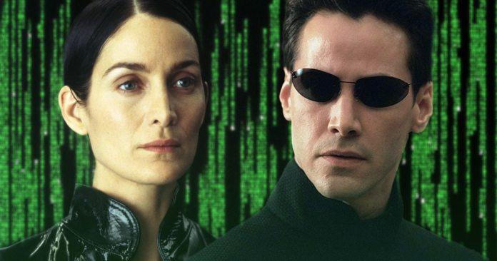 The Matrix 4 A