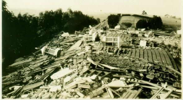 Earthquake 17