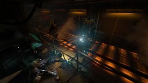 SOMA ser glimrende ut. De eneste områdene der spillets indie-røtter er synlige, er figurene.