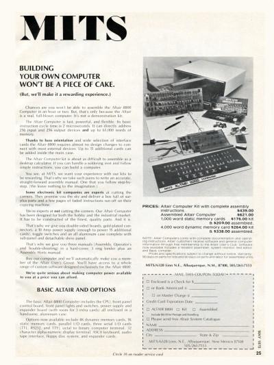 Bygg din egen datamaskin.