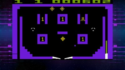 Video Pinball (må være et av tidenes tristeste filpperspill).