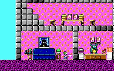 Romero og id Software gjorde først suksess med Commander Keen.