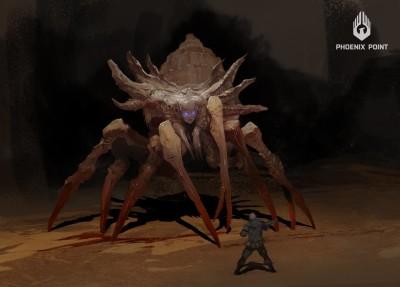 Noen av fiendene blir svært store.