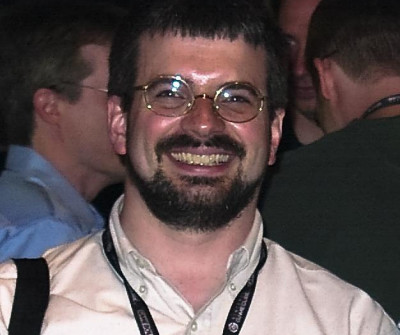 Brian Reynolds (bilde: Brian Reynolds), CC BY-SA 2.0 - yes, to personer, samme navn).